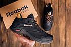 Мужские Кроссовки Reebok на меху Мужские зимние кожаные ботинки Reebok G-Step, фото 3