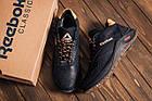 Мужские Кроссовки Reebok на меху Мужские зимние кожаные ботинки Reebok G-Step, фото 10