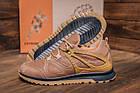 Мужские зимние кожаные кроссовки MERRELL vlbram Olive Зимние мужские кроссовки, фото 3