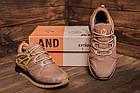 Мужские зимние кожаные кроссовки MERRELL vlbram Olive Зимние мужские кроссовки, фото 10