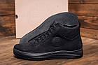 Мужские зимние кожаные ботинки Timberland  Black  мужские зимние ботинки Зимние мужские кроссовки, фото 9