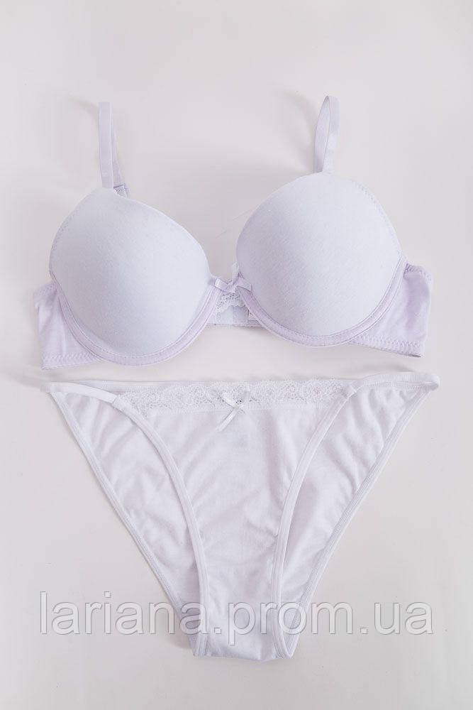 Комплект женского белья 131R7440 цвет Белый
