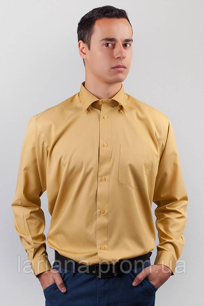 Рубашка Fra №869-33 цвет Песочный