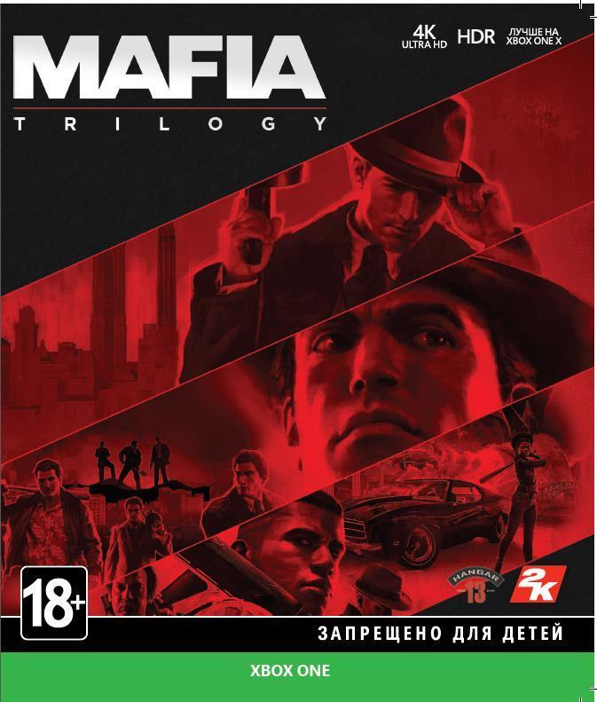 Гра Mafia Trilogy (Xbox One)