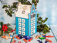 Адвент календарь 31 днень - Голландский домик Markissa TM
