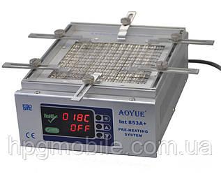 Кварцевый инфракрасный преднагреватель плат AOYUE Int 853A+