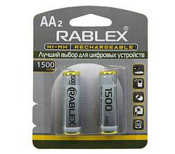 Пальчиковые аккумуляторы тип АА и ААА