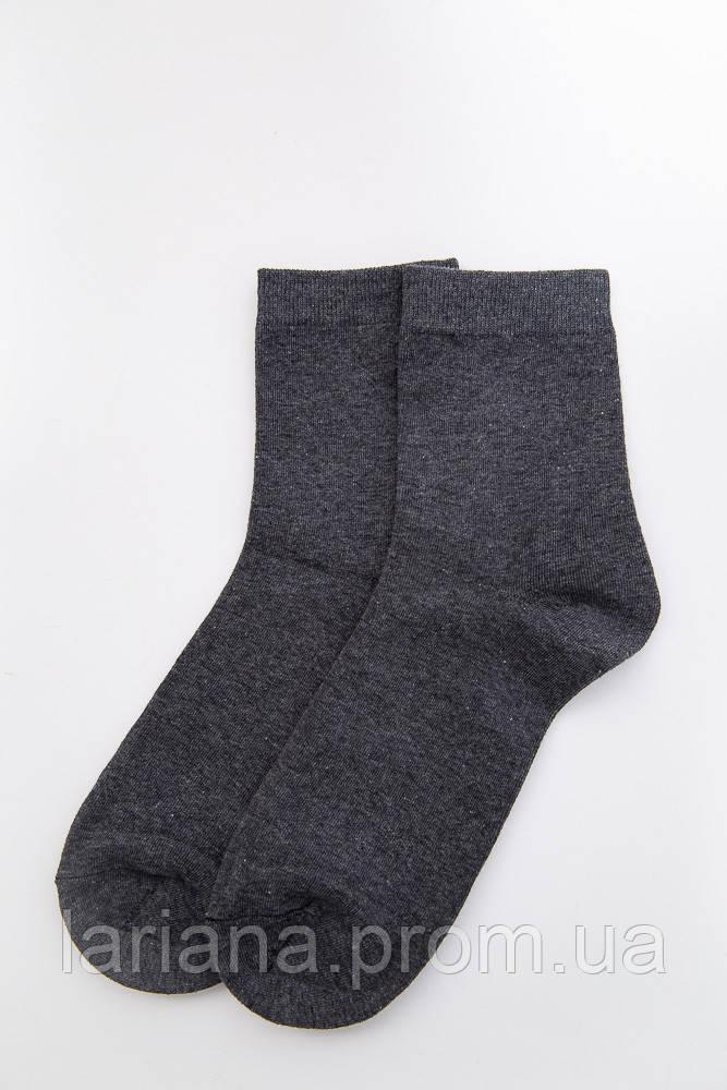 Носки мужские 151R961 цвет Темно-серый