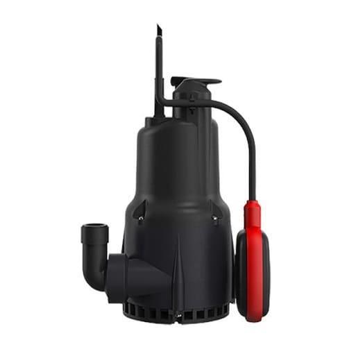 Дренажный насос Grundfos KPC 600 A, 800 Вт для Грязной Воды