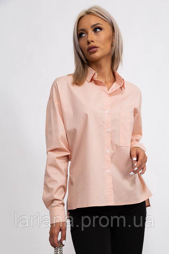 Блуза 131R0366 цвет Розовый