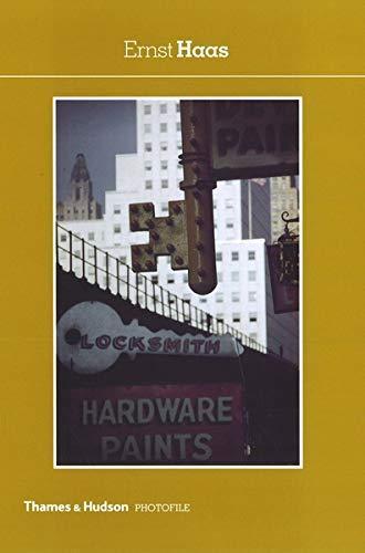 Книга Ernst Haas:Photofile.