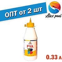 Eskaro LIIM PVA 0,33 л Универсальный клей ПВА для внутренних работ - Склеивание в любых комбинациях