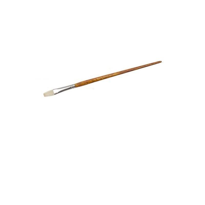 Кисть щетина Kolos Grace 2023FR овальная №3 длин. ручка (4823064902792)