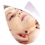 Альгинатная маска с красным виноградом и коллагеном, 25 гр/ 1 кг