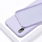 Силіконовий чохол SLIM на Huawei Honor 20 lite Purple