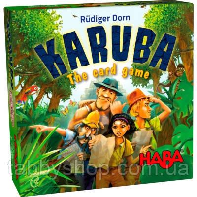 Настільна гра HABA Каруба