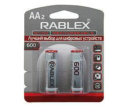 Аккумулятор AA Rablex 600mAh