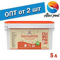 Eskaro Seinaliim клей 5 л - Для приклеювання настінних матеріалів у сухих приміщеннях, шпалер, стеклохоста