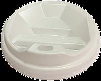 Крышки КР-90 50шт для стаканов бумажных (500 -520мл)