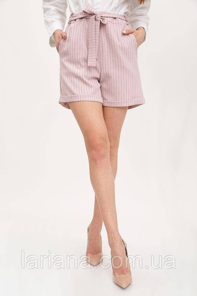 Шорты женские 115R329-1 цвет Розовый