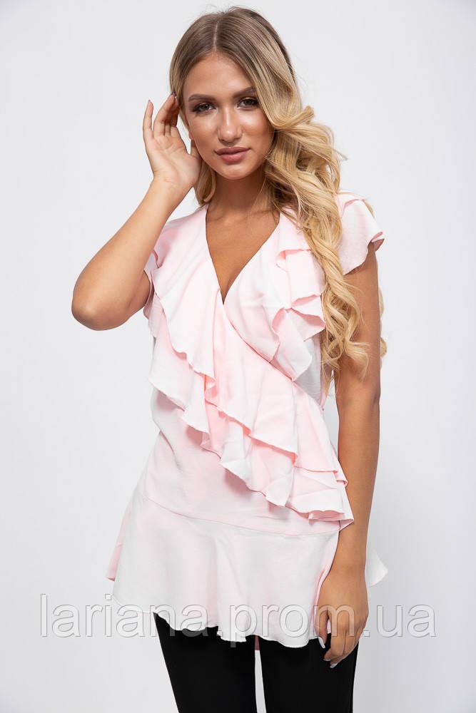 Блуза женская 115R328-2 цвет Персиковый