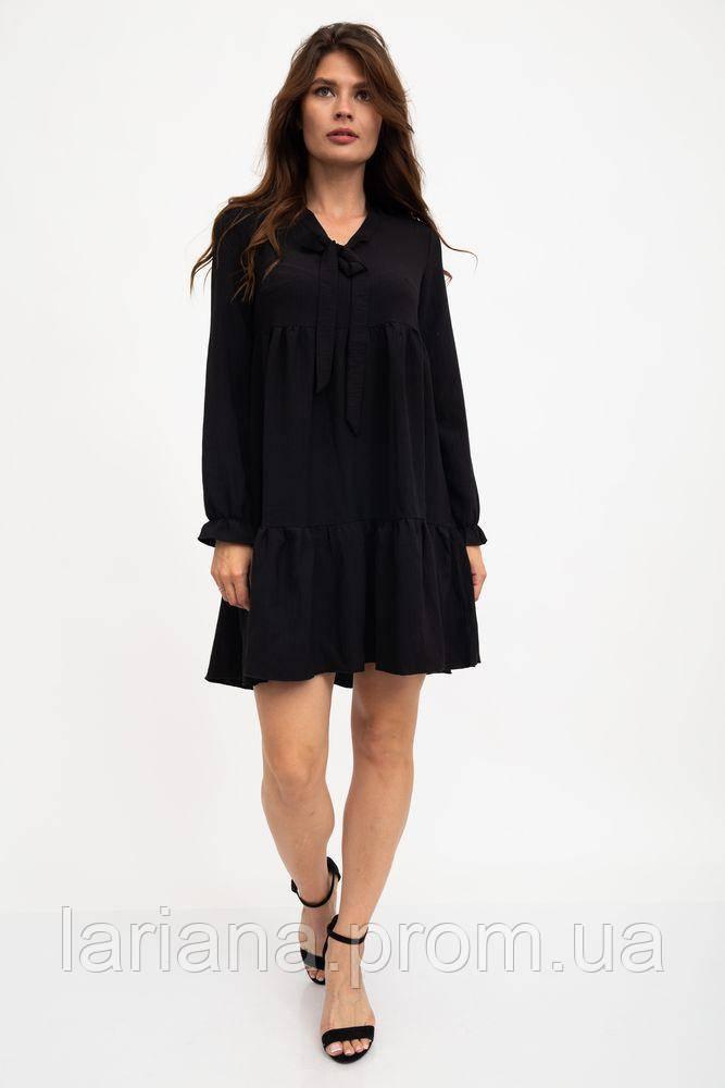 Платье женское 119R3 цвет Черный