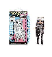 L.O.L. Surprise Fashion Doll Lights Groovy Babe Кукла Груви Лол Сюрприз неоновая