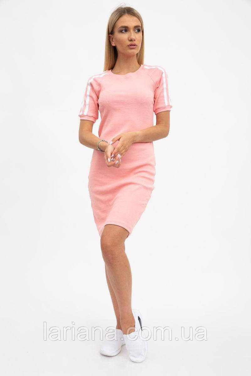 Платье женское 119R28 цвет Персиковый