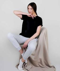 Женский комплект штаны и футболка ringspun/jog