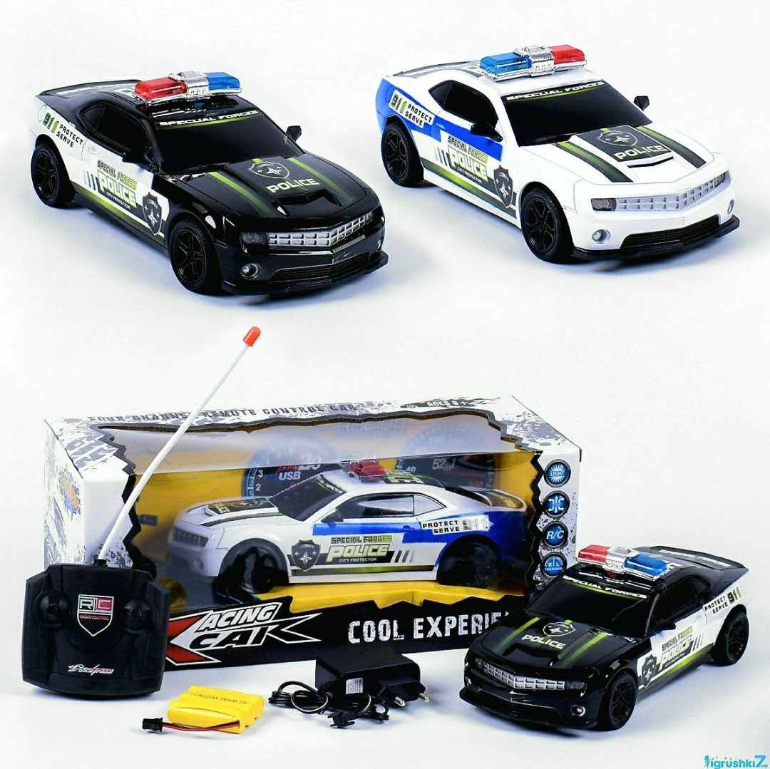 Машинка на радиоуправлении Полиция