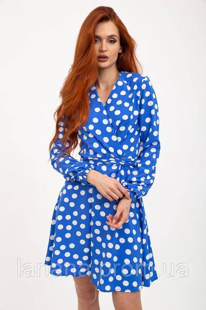 Платье женское 119R1S цвет Голубой