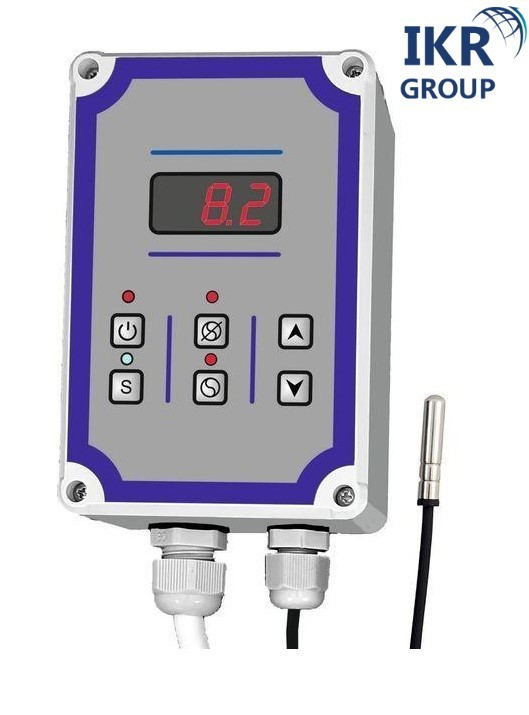 Пульт управления, контроллер Makot SMT-05 для охладителей молока