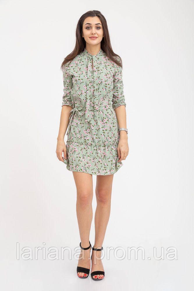 Платье женское 112R485R цвет Оливковый