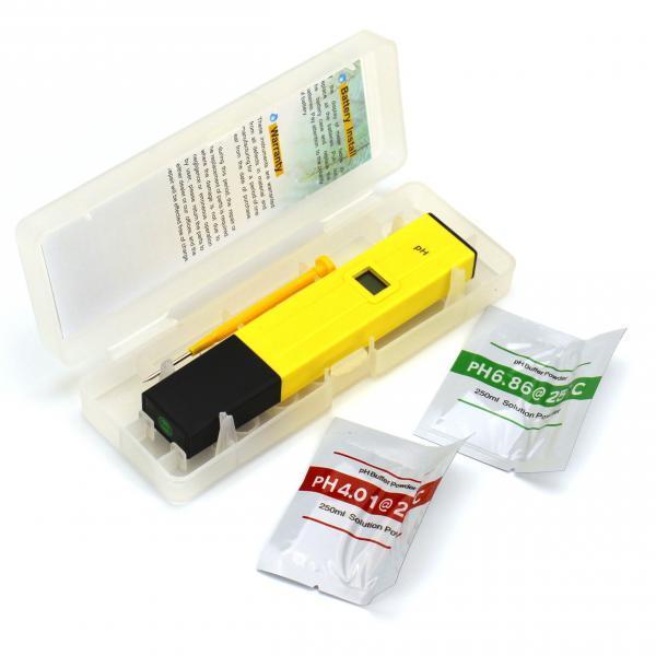 PH метр - бюджетний прилад для вимірювання pH Kelilong Electron