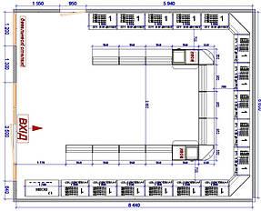 2D план