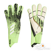 Вратарские перчатки adidas Predator 20 Pro Promo Signal Green/Black/Energy Ink/White