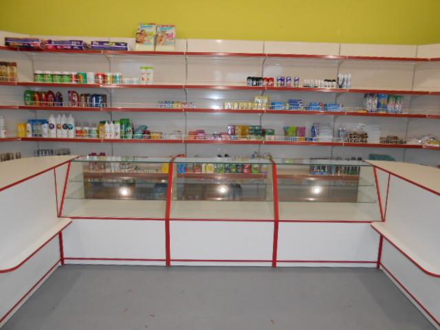 Магазин бытовой химии пгт. Бершадь, Винницкая обл.