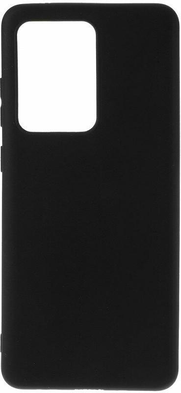 Чехол-накладка TOTO 1mm Matt TPU Case Samsung Galaxy S20 Ultra Black #I/S