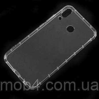 Силиконовый прозрачный чехол для Asus ZE620 KL