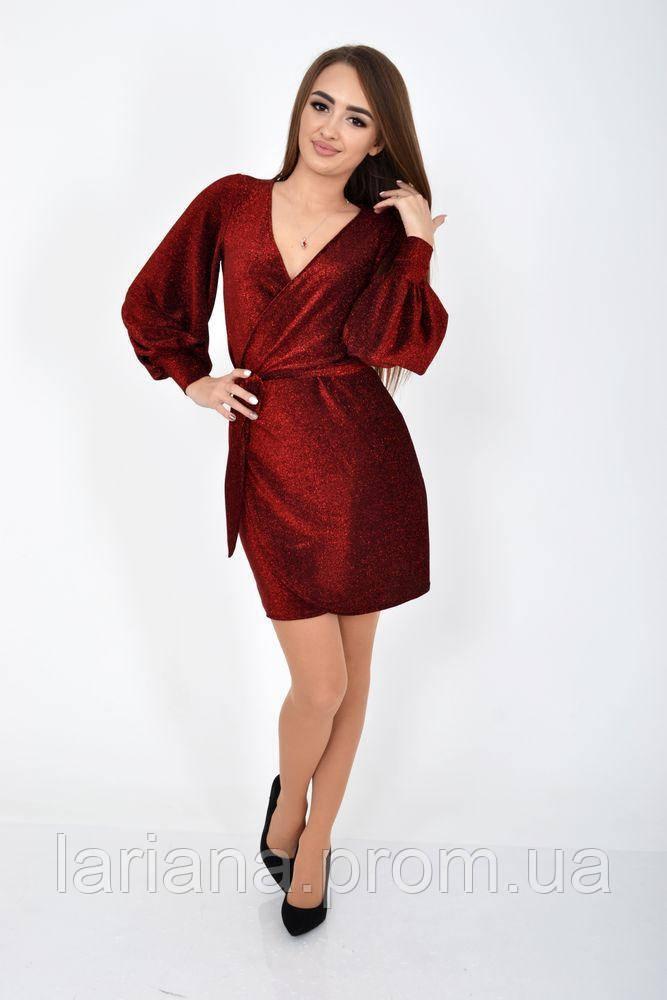 Платье женское 112R012-460 цвет Красный