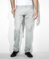 Джинсы мужские LEVIS 514 Slim Fit Straight Leg Pants Limestone NEW, фото 1