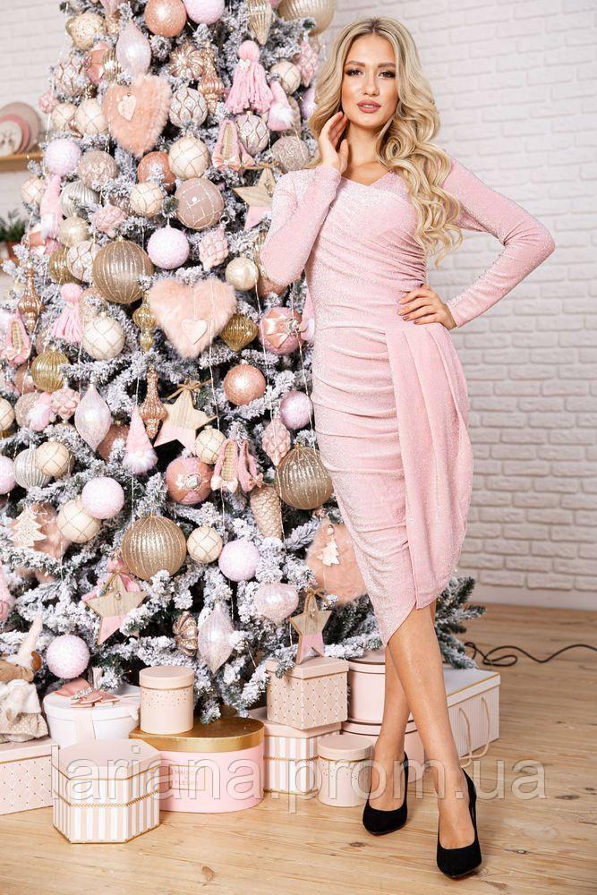 Платье женское 112R011-459 цвет Розовый