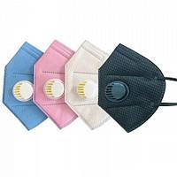 Защитная маска для лица с фильтром N95
