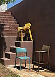 Крісло Trill tabacco з підлокітниками  58,5х53,5х82,5см, фото 2