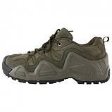 Тактические кроссовки на мембране Alligator олива, фото 2