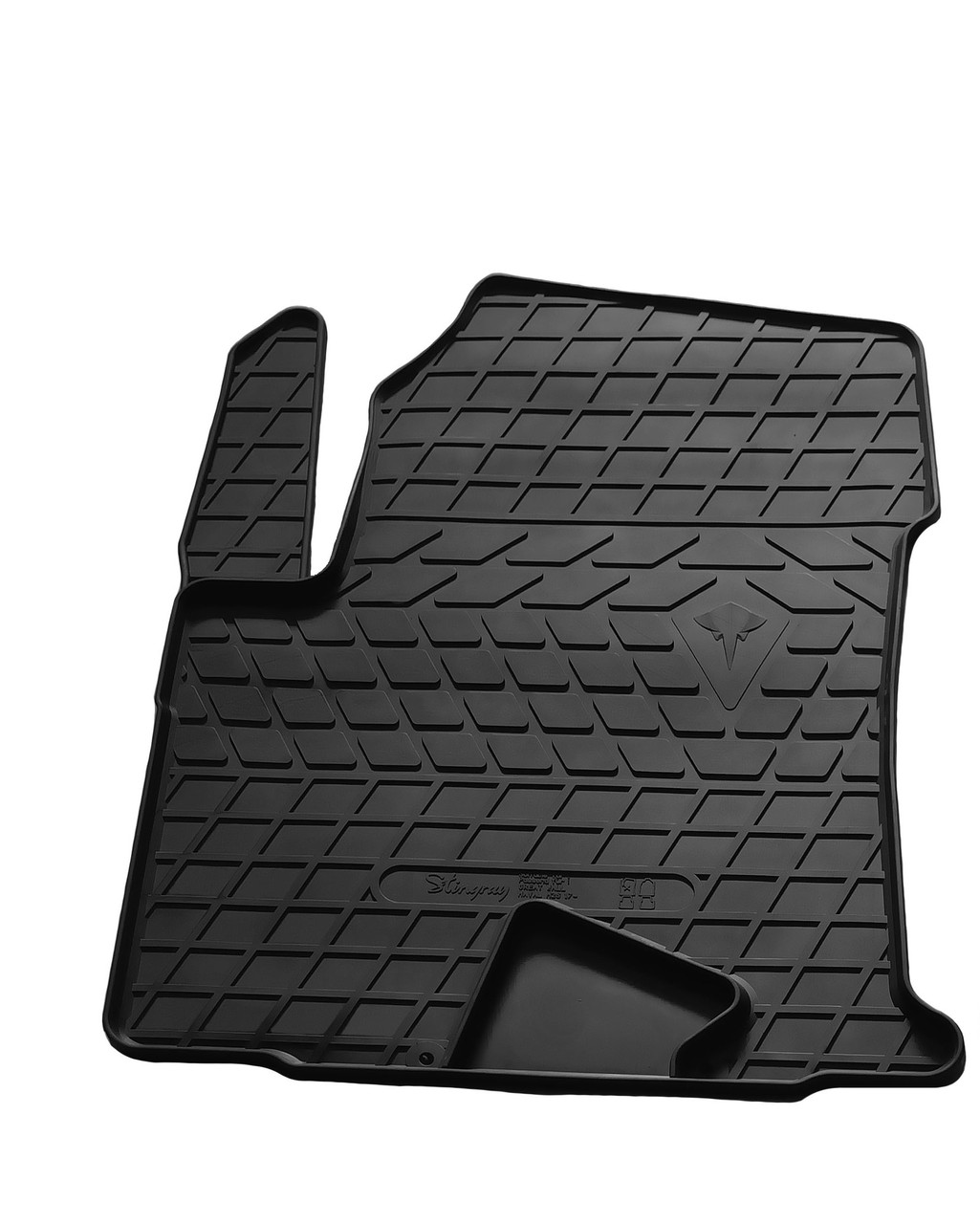 Водительский резиновый коврик для   GREAT WALL Haval H2 2017- Stingray