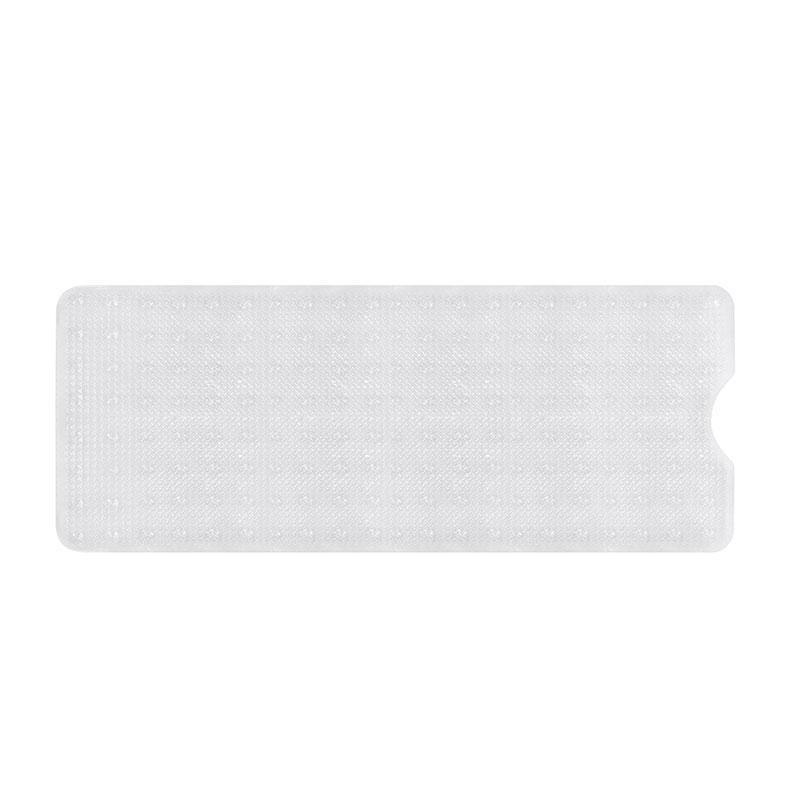 Коврик для ванной антискользящий прямоугольний прозрачный AWD02091600