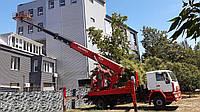 Автовышка рабочей высотой 45м на базе MAN M2000