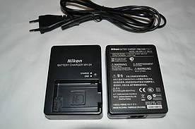 Зарядное устройство для NIKON D5100, D5200, D3100 Nikon MH-24