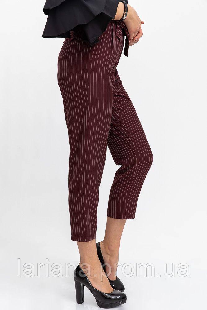 Штани жіночі 115R342S колір Бордовий